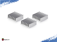 HEAT SINK KIT RASPBERRY-4 DISIPADORES