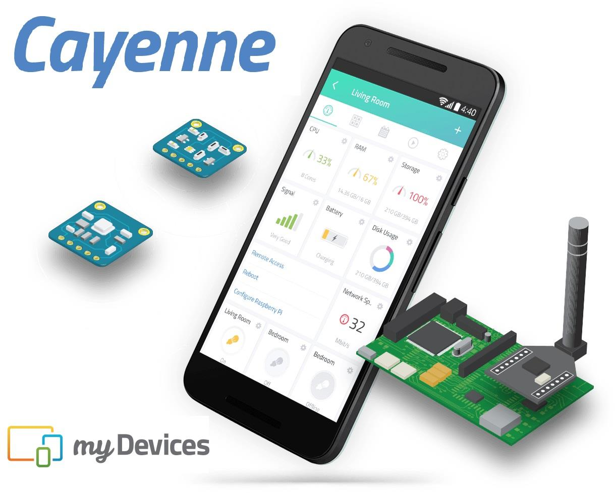 Partner de myDevices IoT